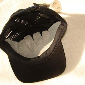 715f701ae603f adidas Accessories - NWT Adidas hat black white adjustable 3 stripe